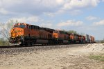Rolling West On The BNSF Transcon