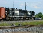 NS 9222(C40-9W) 6607(SD60)