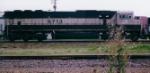 BNSF 9713