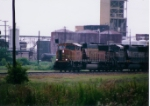 BNSF 9933