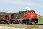 CN 2587 & CN 8886