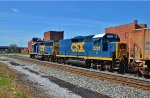 CSX 2281 is looking good too.