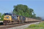 CSXT 9037 On CSX T 847 Northbound M P 21.5 ( Highball )