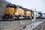 Transfer departs Belt Yard