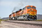 Eastbound intermodal throttles up