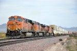 Intermodal climbs west
