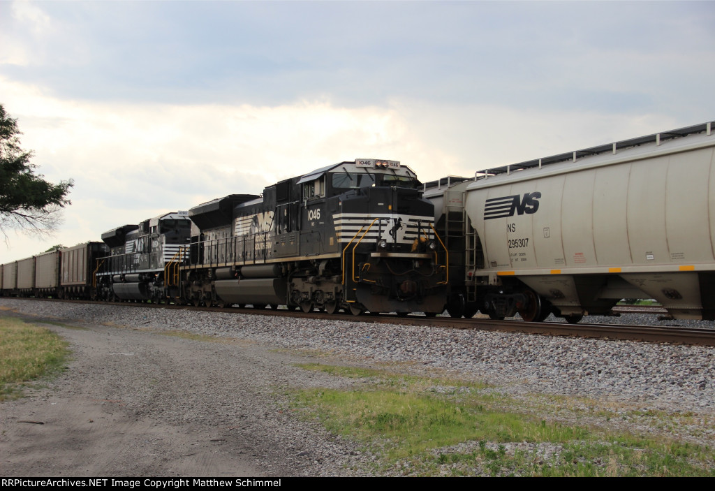 Norfolk Southern Coal & Grain