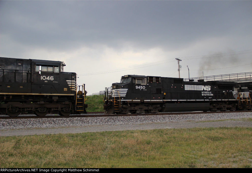 NS ACe Meets NS Dash 9