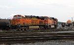 BNSF 7855 CSX K041