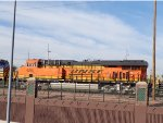 BNSF 4251 ES44C4 Tier 4 Credit Locomotive