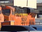 BNSF 7458 ES44DC