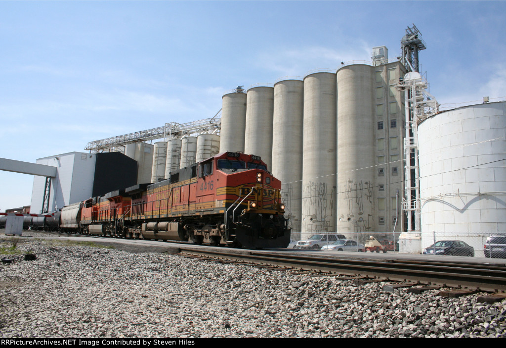 Grain, check! Ethanol, check! Foreign power, check!