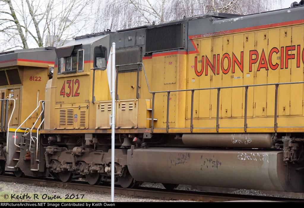 UP 7312