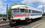SEPTA 206 at the Trolley Museum