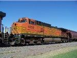 BNSF C44-9W 4058