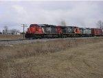 CN 6007 - CN 2632 - GTW 5953