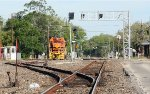 LDRR 1513 with the new and old signals on the main