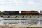 Power for WB freight