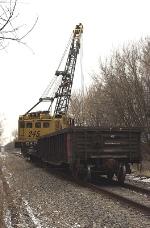 Ohio Crane # 245