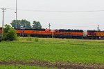 BNSF 3136 Waits for it's next call of work.