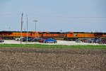 BNSF 1093 And Misc power.