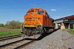 BNSF 9194 Works Dpu today!