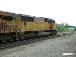 UP 4352(SD70M)