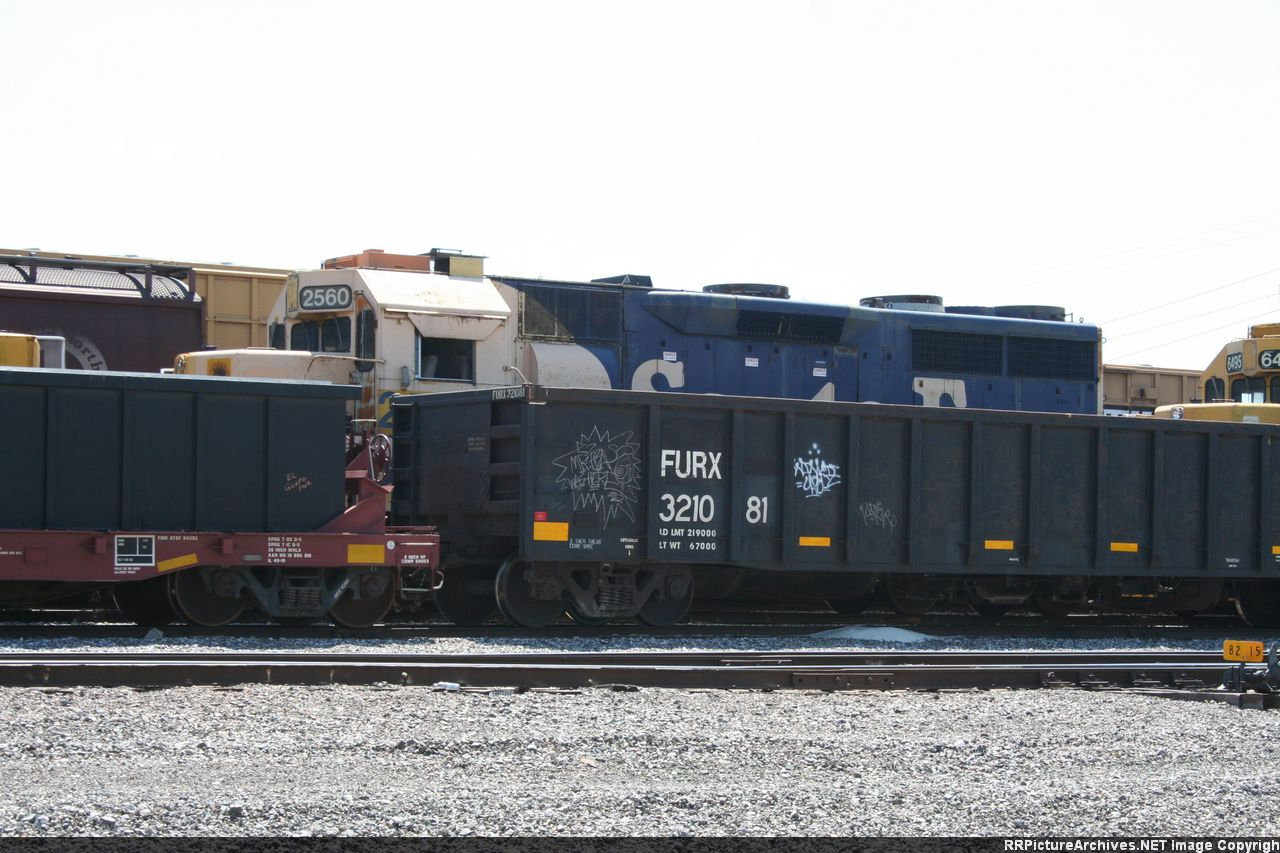 BNSF 2560