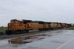 BNSF 8889 on CSX K011