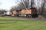BNSF 5059 & 4061