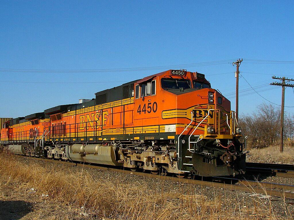 BNSF 4450