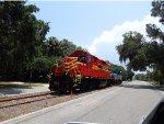 Florida Central Railroad 7031