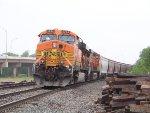 BNSF ES44AC 5744