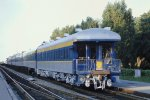Delaware & Hudson business car 200