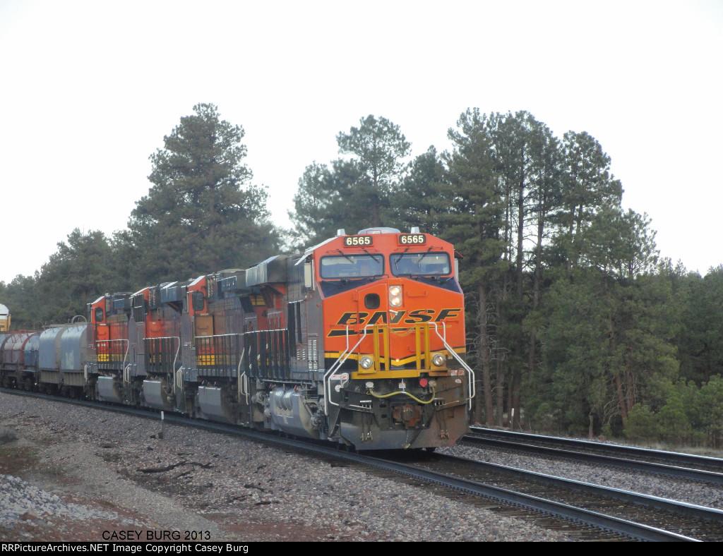BNSF 6565