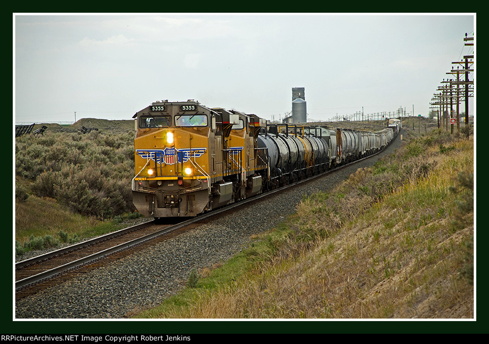 UP-5355 East