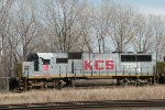 KCS 708  in storage