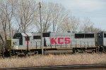 KCS 7012  in storage