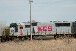 KCS 7008  in storage
