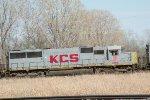 KCS 7005  in storage