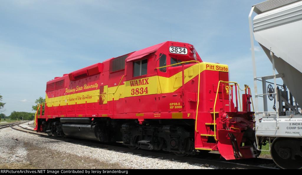 WAMX   3834