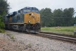 rainy sunday in south carolina and the CN&L is heating up
