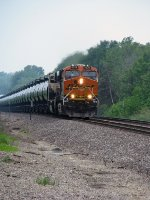 Eastbound tank cars