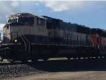 BNSF 9818 coal run....
