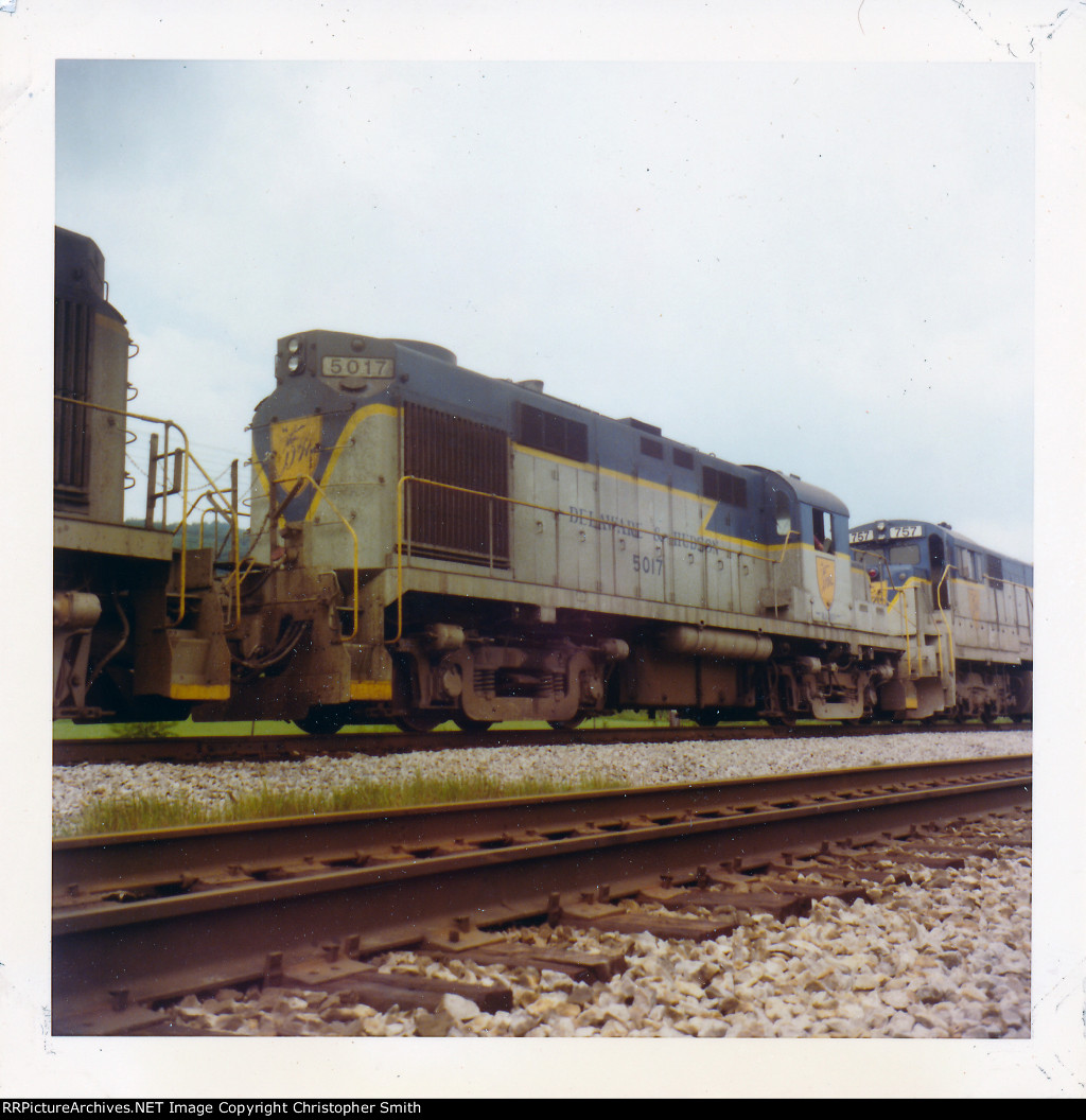 D&H on the Erie - 4 of 5 - Summer 1978
