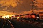 FXE 4081 en la noche