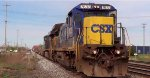 CSX EB Intermodal