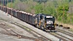 NS Open Hopper Train