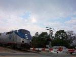 Amtrak 92
