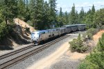 Amtrak 5 on Donnor Pass